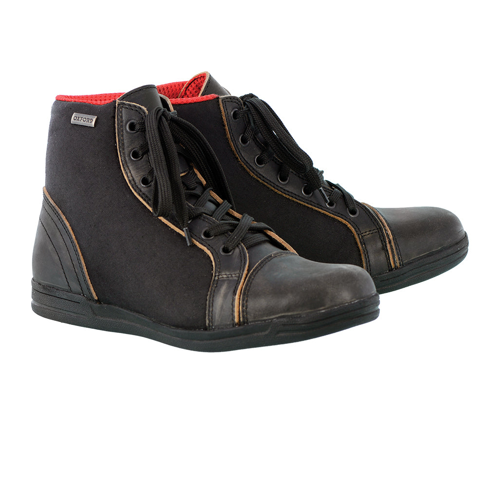 Oxford Jericho Urban Boots
