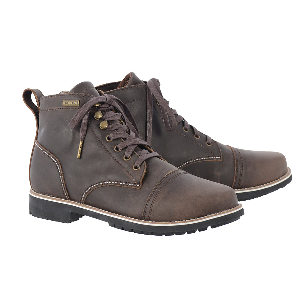 Oxford Digby Short Boots