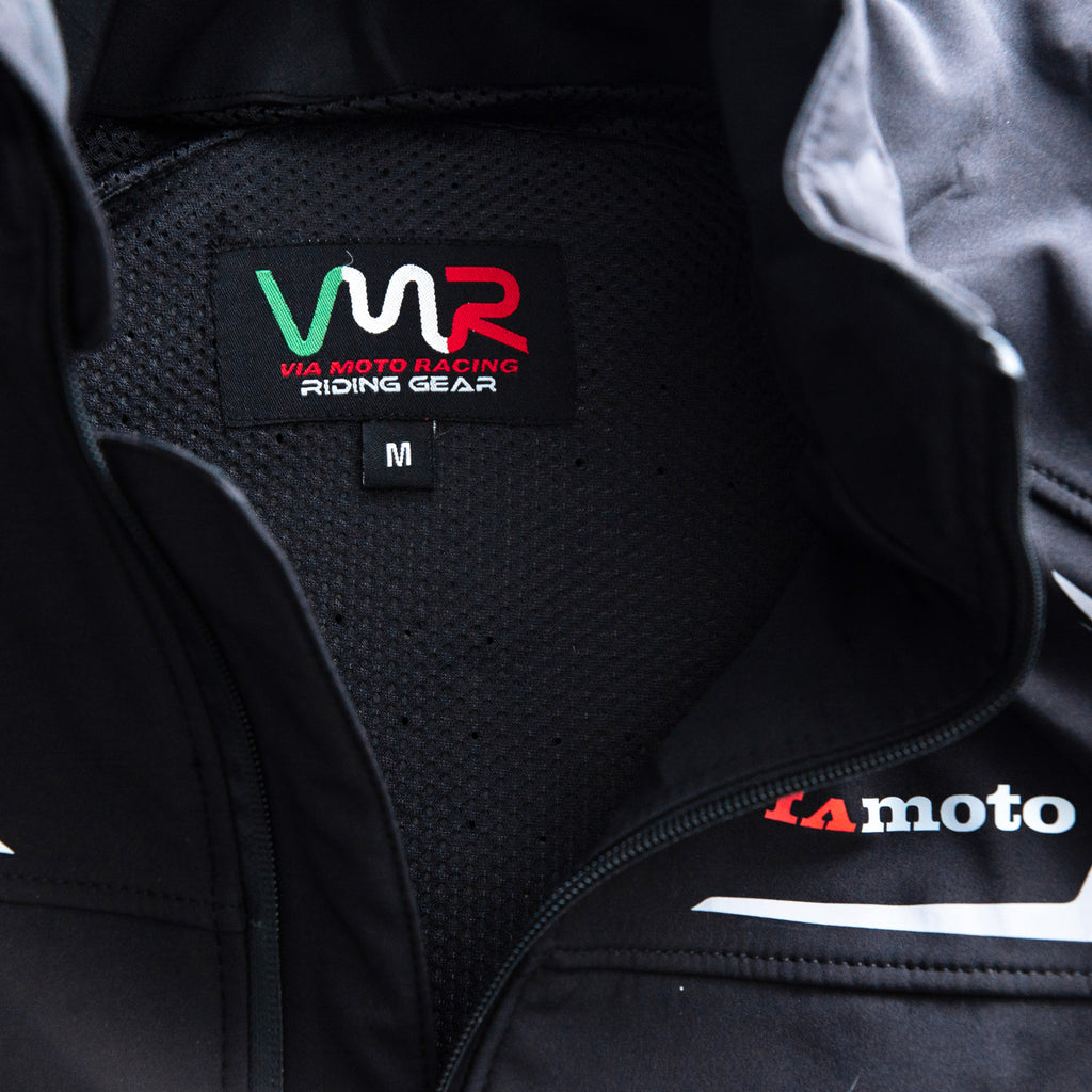 Team VMR Nero Soft Shell Jacket