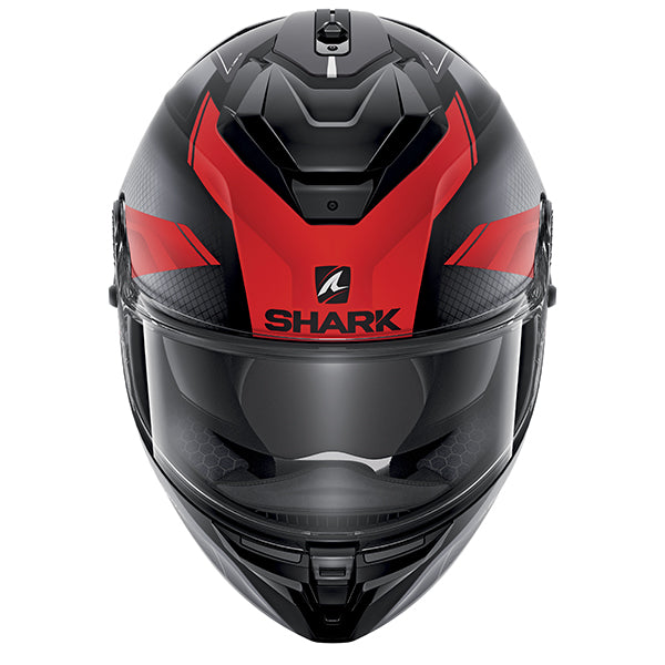 Shark Spartan GT Elgen - Red