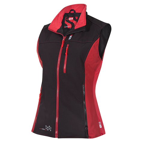 Keis Premium Heated Ladies Bodywarmer