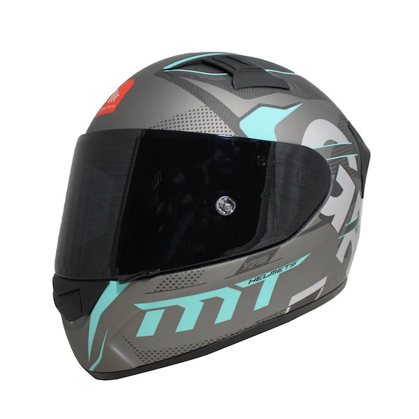 MT Helmets KRE Snake Carbon Garbi 2018 Ltd