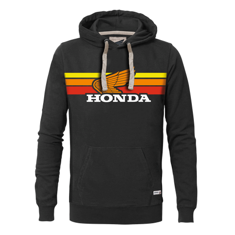 Honda Vintage Hoodies - Sunset