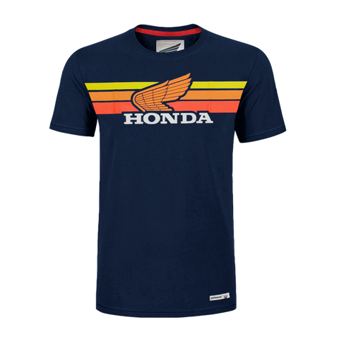 Honda Vintage T-Shirts - Sunset