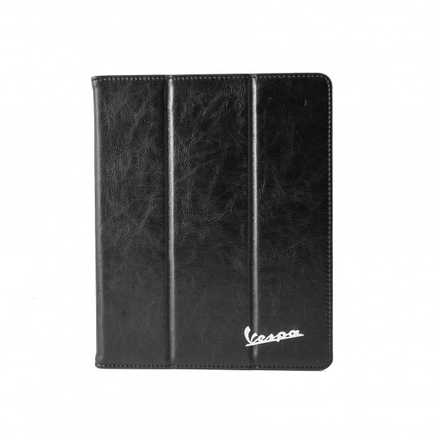 Vespa Leather Tablet/iPad Holder