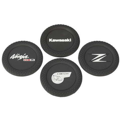 Genuine Kawasaki Coaster Set 4pcs