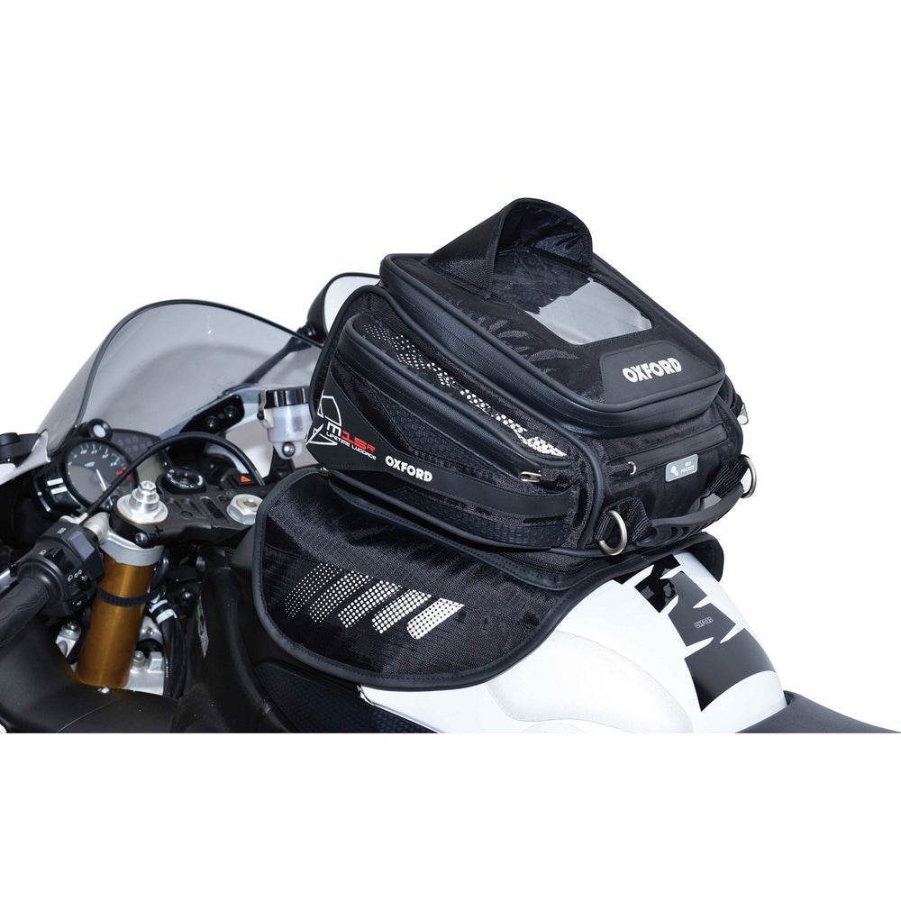Oxford M15R Magnetic Tank Bag 15 Litres