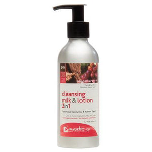 CLEANSING MILK & LOTION-Mastic Spa