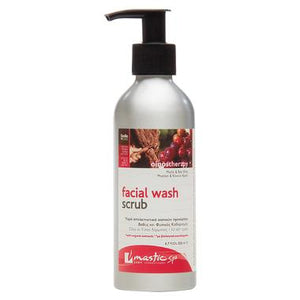 FACIAL WASH SCRUB-Mastic Spa