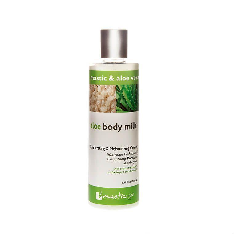ALOE BODY MILK-Mastic Spa