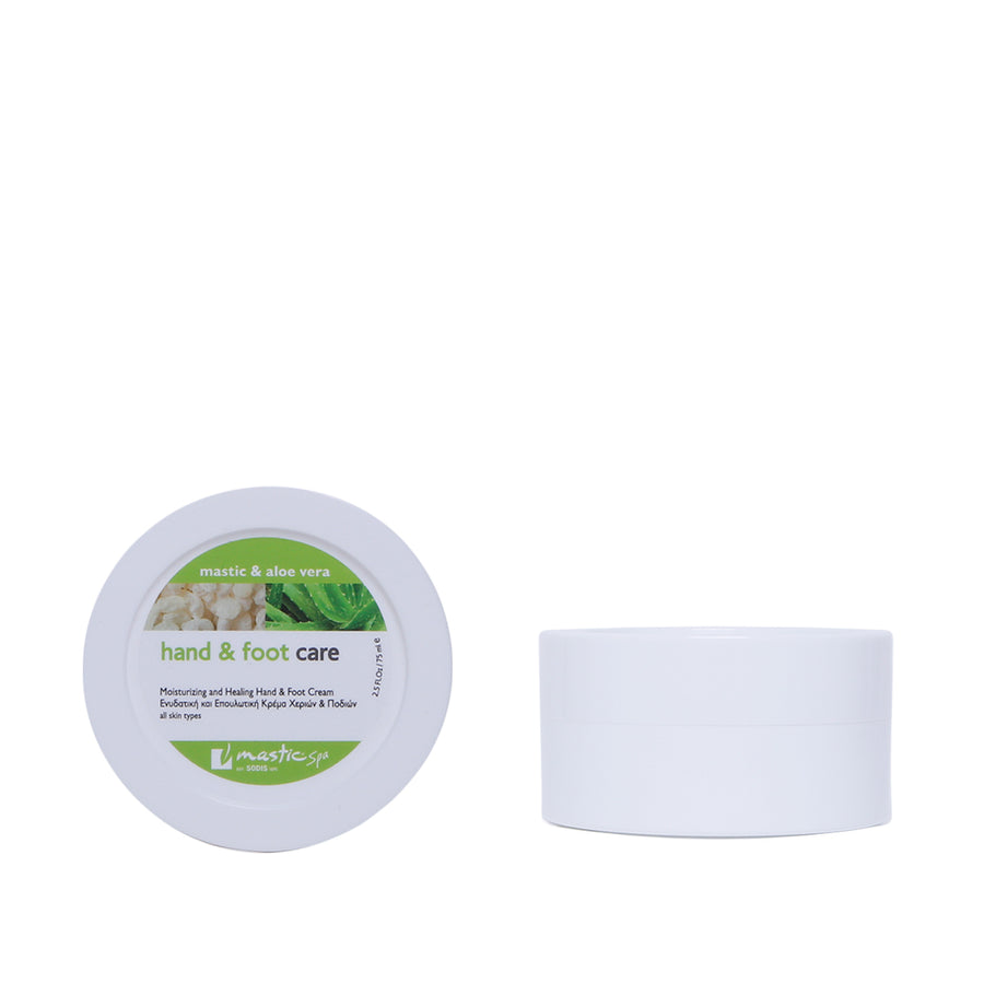 ALOE HAND & FOOT CARE