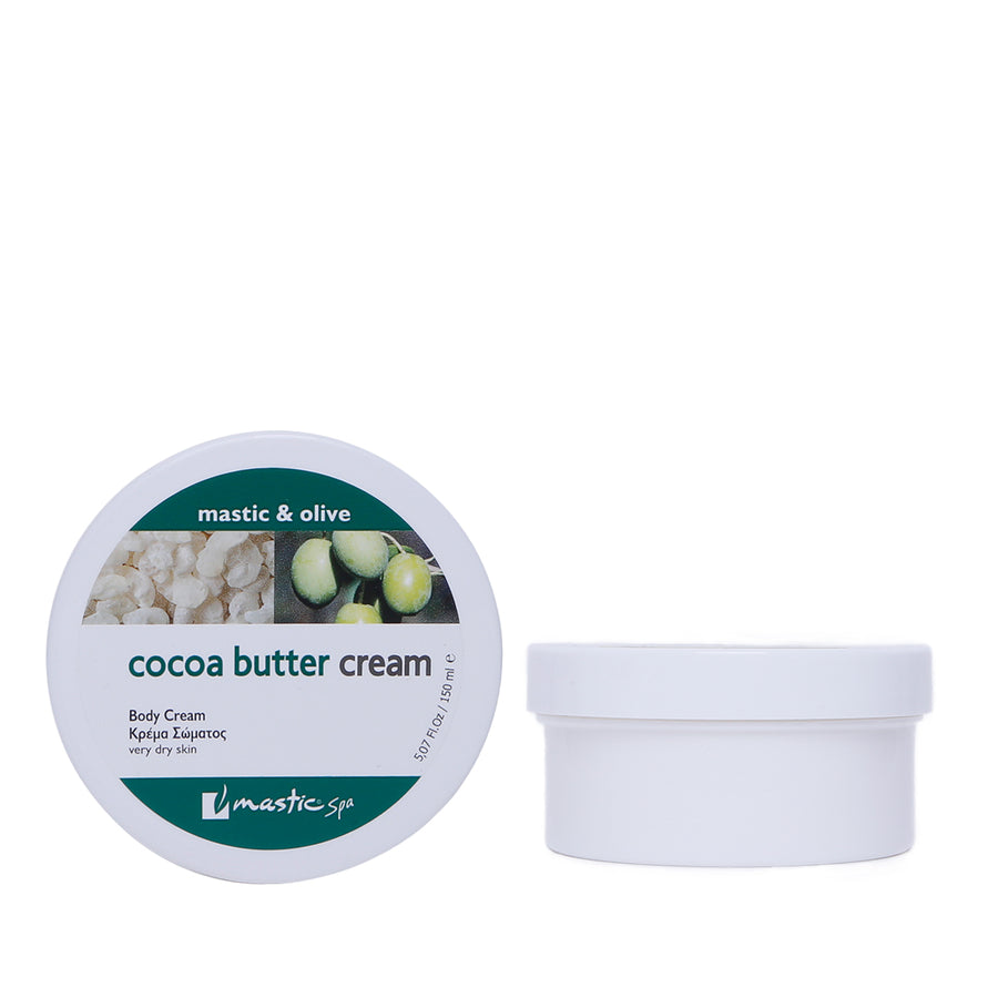 COCOA BUTTER OLIVE OIL
