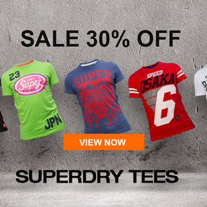 Superdry 2021 tees view now january sale