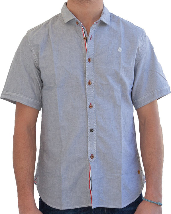 Scotch & Soda short sleeve shirt - Labels4Less