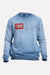 "Diesel Men's ""Only The Brave"" Sweater In Blue - Labels4Less"