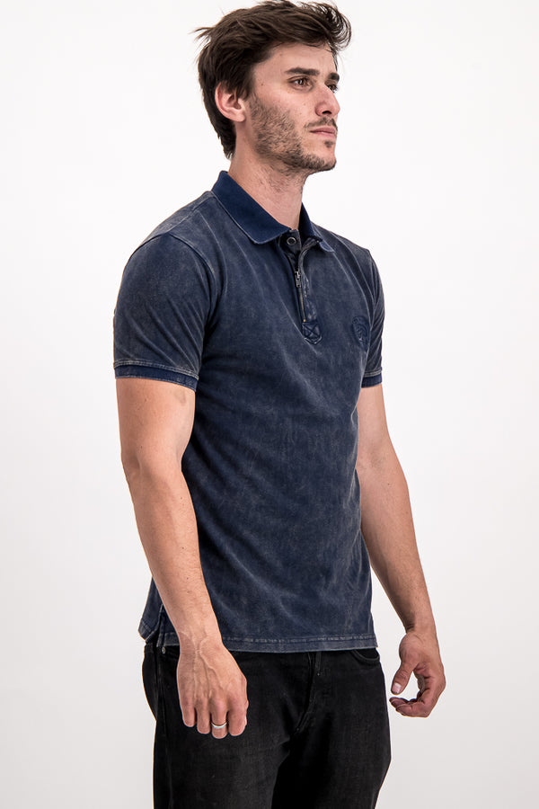 Diesel Men's Golfer In Blue - Labels4Less