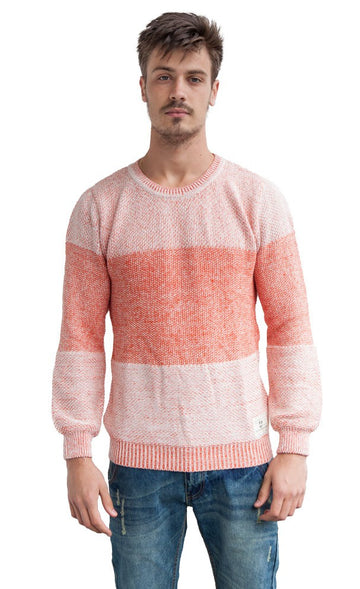 Scotch & Soda Summer Knit red