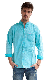 Scotch & Soda shirt acid wash - Labels4Less