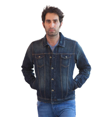 Scotch & Soda Trucker denim Jacket
