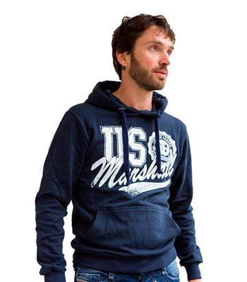 US Marshall Sweater Navy blue -