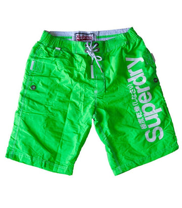 Superdry Boardshorts In Green