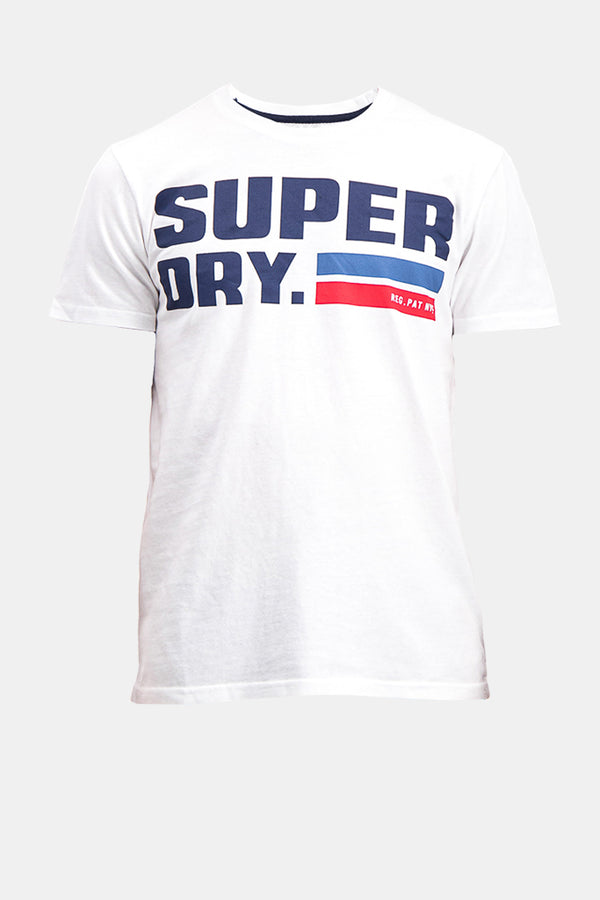 Superdry Men's NYC T-Shirt In White - Labels4Less