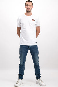 Superdry Men's Sport T-shirt In White - Labels4Less