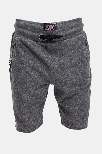Superdry Men's Sports Athletic Shorts In Grey