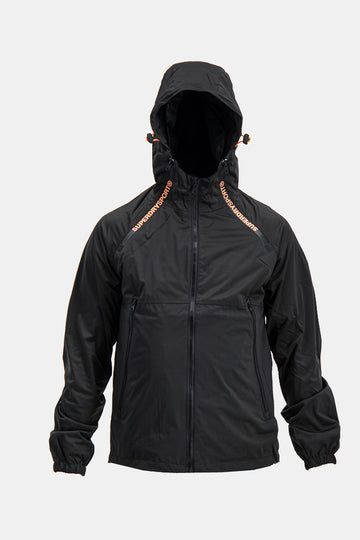 Superdry Men's Light Jacket In Black