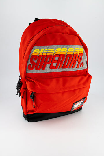 Superdry Men's Backpack In Orange