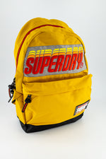 Superdry Men's Back Pack In Yellow - Labels4Less
