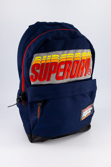 Superdry Men's Backpack In Blue