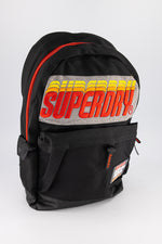 Superdry Men's Backpack In Black - Labels4Less