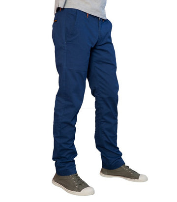 Superdry Men's Blue Style Chinos