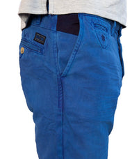 Scotch & Soda Chino Blue slim fit - Labels4Less