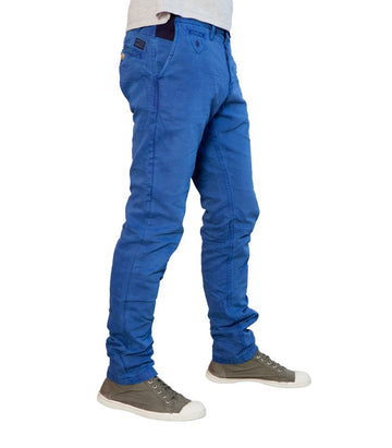 Scotch & Soda Chino Blue slim fit