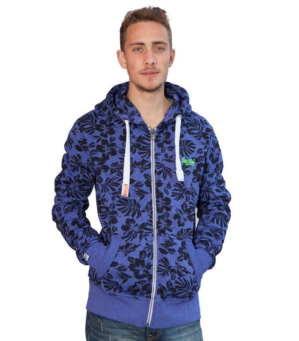 Superdry The all over hood - Labels4Less