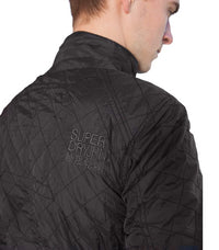 Superdry Men's Motorbike Jacket In Black - Labels4Less
