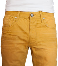 Jack & Jones Tim Slim Fit Mustard - Labels4Less