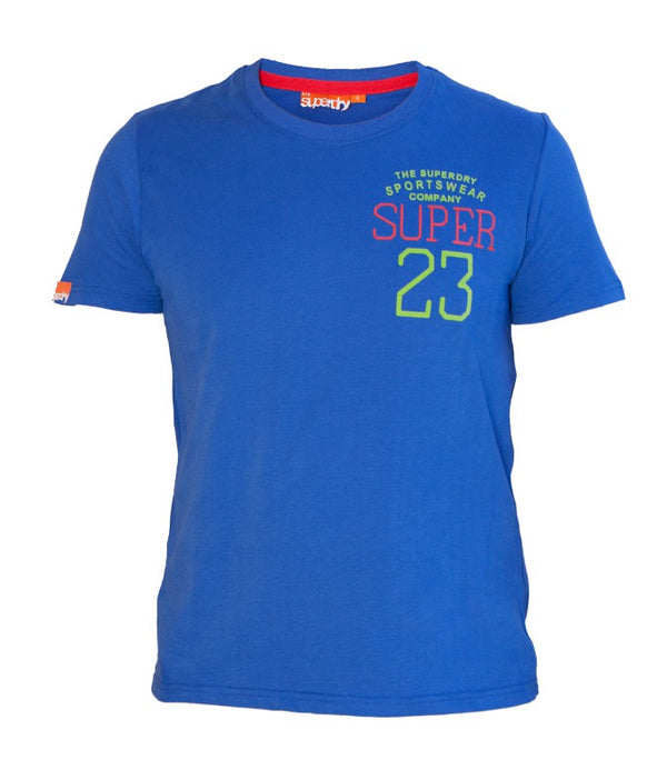 Superdry Men's Sportswear Company T-shirt - Labels4Less