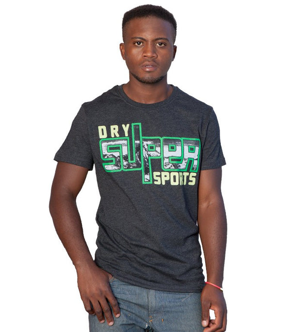 "Superdry Men's ""Dry Super Sports"" T-shirt - Labels4Less"
