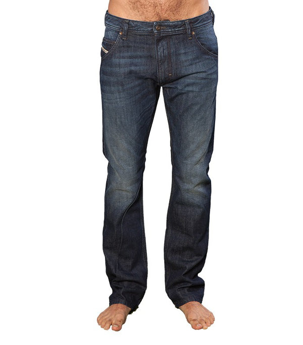 Diesel Men's Krooley 0823G Wash Jeans - Labels4Less