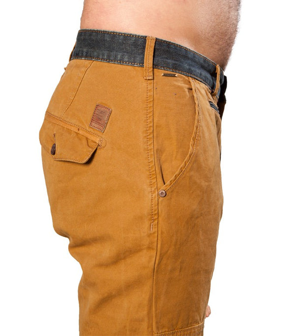 Scotch & Soda Chino Beige & Denim - Labels4Less