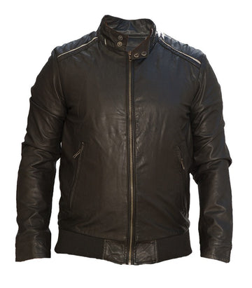 Jack & Jones Thomas Leather Jacket