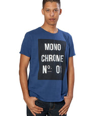 Scotch & Soda Mono Chrome Tee - Labels4Less