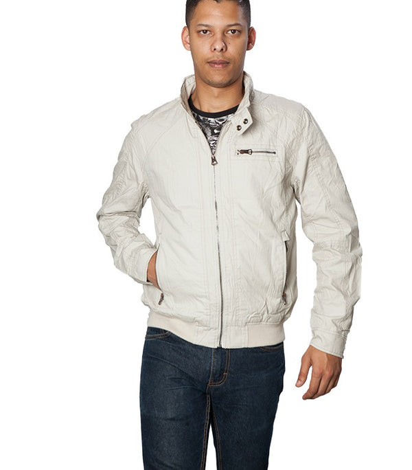 Celio* men Jacket Naturel 1 - Labels4Less