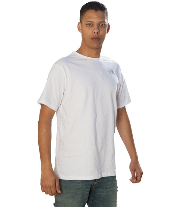 The North Face Simple Dome White - Labels4Less
