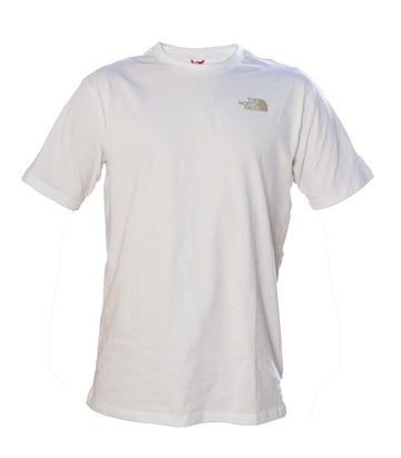 The North Face Simple Dome White