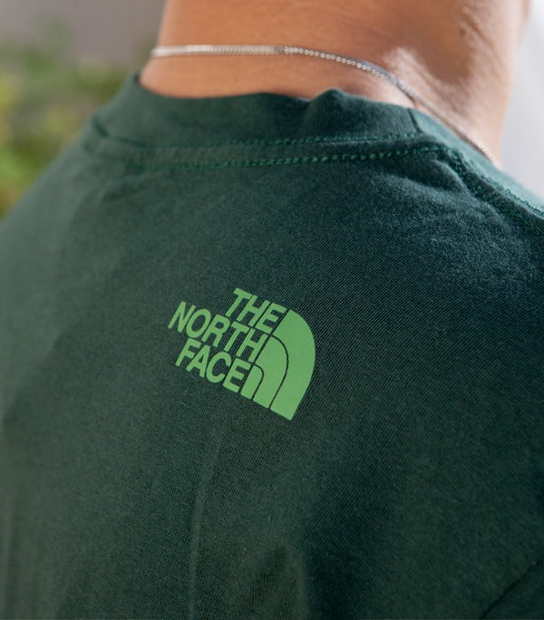 The North Face Men Spruce Green - Labels4Less