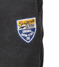 Superdry Men's Track Pants In Black - Labels4Less